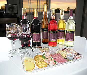 sunset wine cruise with food pairings